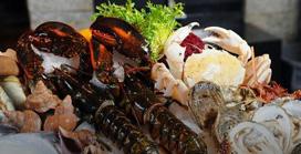 海鲜收货标准、餐具摆放标准