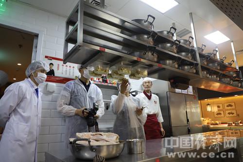 夏季餐馆后厨阵阵清凉 餐企建清凉厨房探寻绿色经营
